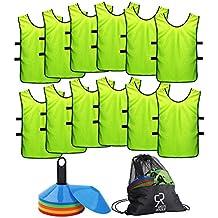 SportsRepublik Pinnies (12 Unidades) y Conos de Disco (50-Pack) Ahorrar ed077aa66b8cc