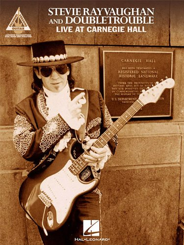 Stevie Ray Vaughan and Double Trouble - Live at Carnegie Hall (Guitar Recorded Version)
