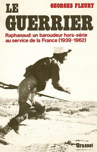 Le guerrier (Littérature) par Georges Fleury