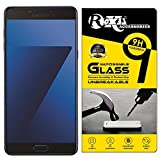 Roxel® Samsung Galaxy A7 2016 Edition 360° Flexiable Tempered Glass With Unbreakable Impossible Film Glass [ Better Than Tempered Glass ] Screen Protector for Samsung Galaxy A7 2016 Edition (Black, 16 GB)