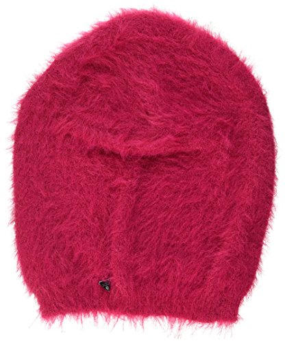 GUESS Damen Fedora Milvia Hat-W63Z15Z1BP0 Rot (E411 Bright Raspberry), One size