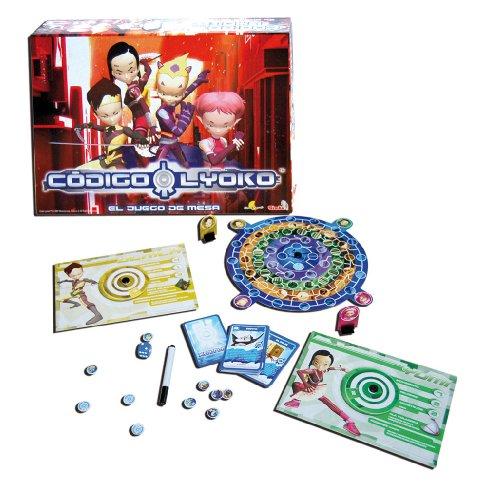 Código Lyoko - C. Lyoko Juego De Mesa (Simba) 9500027