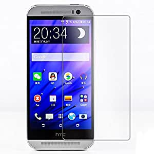 Generic curve Tempered Glass for Htc m8 ( Buy 1 Get 1 Free )