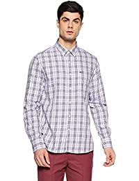 Arrow Sports Men's Checkered Slim Fit Casual Shirts at FLat 70% OFF low price image 2