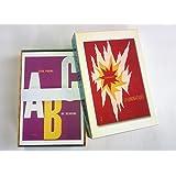 Alvin Lustig - For New Directions - 50 Postcards
