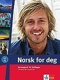 Norsk for deg: Norwegisch für Anfänger. Lehrbuch + 2 Audio-CDs (Norsk for deg neu / Norwegisch für Anfänger)