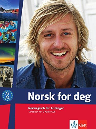 Norsk for deg: Norwegisch für Anfänger. Lehrbuch + 2 Audio-CDs (Norsk for deg neu)