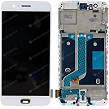 TM 100% New Oneplus 5 A5000 LCD Display Touch Screen Digitizer+Frame Assembly Oneplus 5 LCD Screen Replacement Black