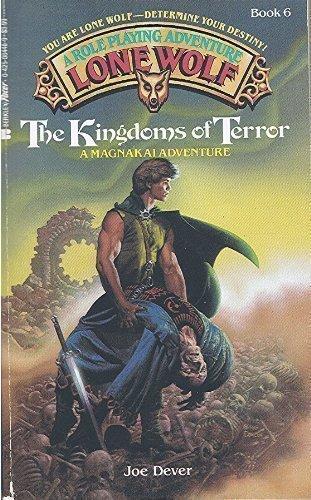 The Kingdoms of Terror (Lone Wolf) por Joe Dever