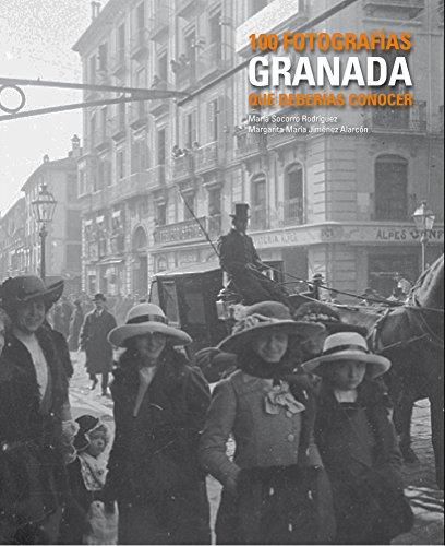 GRANADA. 100 FOTOGRAFIAS QUE DEBERIAS CONOCER (Lunwerg 100 Fotografías) por AA. VV.