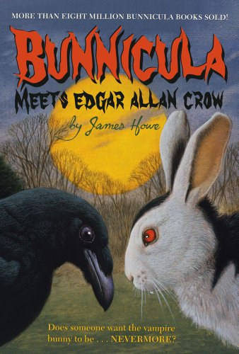 Bunnicula Meets Edgar Allan Crow (Bunnicula and Friends Book 7) (English Edition)