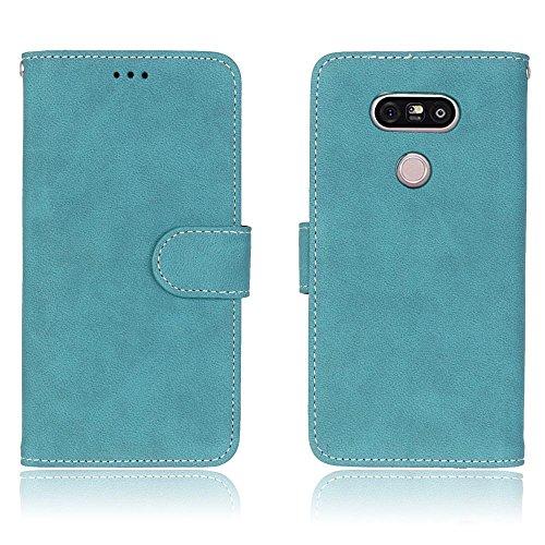 Wkae Case Cover Housse de protection en cuir pour iPhone 3G / 3GS / 3G / 3GS ( Color : 3 , Size : LG G5 H830 H850 H820 ) 7