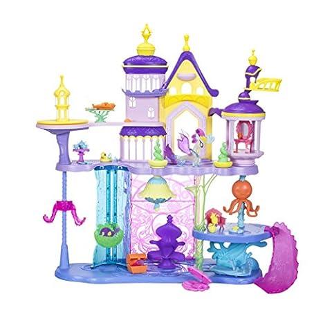 My Little Pony–C1057EU40–Großes Schloss (Französische Version)