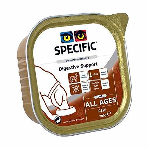 DechraSpecific Ciw Digestive Support Chien 6 Barquettes De 300G