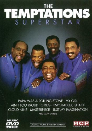 MCP Sound & Media AG The Temptations - Superstar