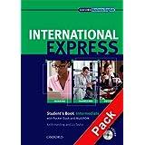 International express. Intermediate. Student's pack. Per le Scuole superiori. Con CD Audio. Con CD-ROM