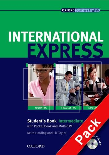 International express. Intermediate. Student's pack. Per le Scuole superiori. Con CD Audio. Con CD-ROM