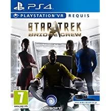 Ubisoft Star Trek: Bridge Crew, PlayStation VR Basic PlayStation 4 English video game - video games (PlayStation VR, PlayStation 4, Simulation, RP (Rating Pending), Virtual Reality (VR) headset required)
