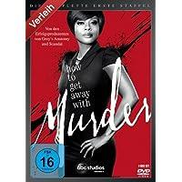 How to Get Away with Murder - Die komplette erste Staffel