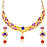 Sukkhi Jewellery Sets for Women (Golden) (294CB2600)