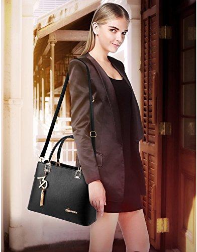 I nuovi borsa di cuoio delle signore borsa tracolla borsa del progettista grandi donne borsa a tracolla Borse a mano, vendendo a buon mercato!(DFMP04) C