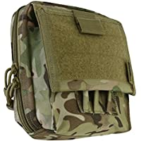 Army Combat Military Special Ops Map Case Travel Bag MTP BTP Camo Army Cadet Molle
