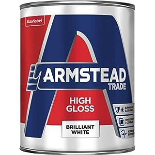 Armstead Trade High Gloss 1L Brilliant White