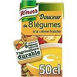 Knorr Soupe Douceur de 8 Légumes à la Crème Fraîche 50 cl