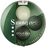 Bourjois Smoky Eyes Trio Eyeshadow No.08 Vert Trendy