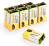 GP Batteries 9v Batterien