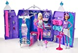 Barbie DPB51 Star Light Adventure Galaxy Castle Playset - Multi-Coloured