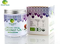Coconut Oil Extract Cold Pressed Natural Healthy Oil