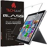 Techgear® Microsoft Surface Pro 3 (30,48 cm pantalla) cristal templado Protector de pantalla magmle