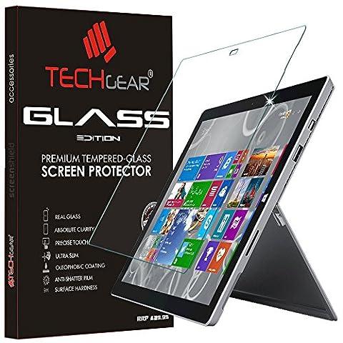 TECHGEAR® Microsoft Surface Pro 3 (Écran 12 Pouces) VERRE Édition