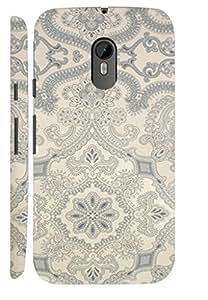 Aatank Premium Printed Mobile Case Back Cover for Motorola Moto G3