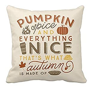 Pillow Case, KEERADS 2017 Happy Halloween Pillow Cases Linen Sofa Cushion Cover Home Decor by KEERADS