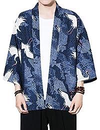 molto carino e650f f9797 Amazon.it: kimono uomo giapponese: Abbigliamento