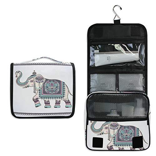 CPYang - Neceser para Colgar, diseño de Elefante de Loto Indio