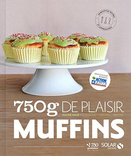 Muffins - 750 grammes par COLLECTIF