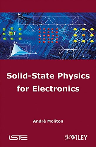 [(Solid-state Physics for Electronics)] [By (author) Andre Moliton] published on (October, 2009)
