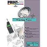 Canson 204567319 Papier calque A4 21 x 29,7 cm Translucide