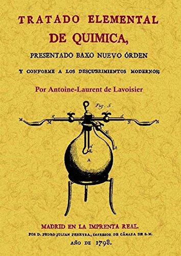 Tratado elemental de química por Anoine-Laurent de Lavoisier