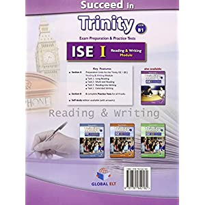 Succeed in Trinity-ISE 1. Reading-writing. Student