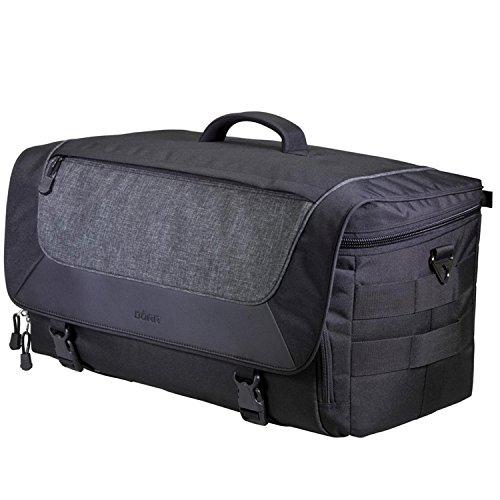 DÖRR Fototasche Classic XXL schwarz Extra Large Camera Bag