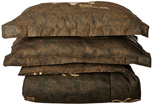 Bone Collector Comforter/Sham, Full by Bone Collector (Bone Collector Kissenbezüge)