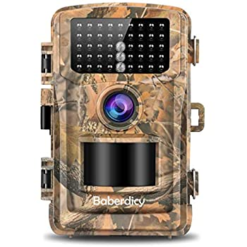 1290971779e26 Baberdicy Wildlife Camera 12MP 1080P Trail Camera with Night Vision ...