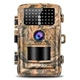 "Baberdicy Trail Camera IP56 Waterproof 2.4"" LCD Display 42pcs 940nm LEDs Wildlife Camera - Best Reviews Guide"