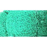 AMZ Standard Covering Cricket net for Practice/Training (Green)