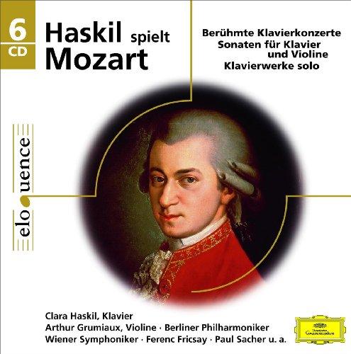 Clara Haskil spielt Mozart