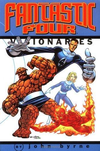 Fantastic Four Visionaries: John Byrne Volume 1 TPB (Fantastic Four (Marvel Paperback)) by John Byrne (26-Nov-2001) Paperback